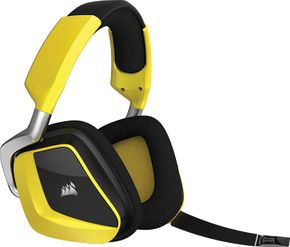 Corsair Gaming CA-9011150 VOID PRO Wireless Special Edition Gaming Headset Gelb – Bild 2