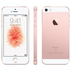 Apple iPhone SE Smartphone 64GB 4 Zoll IPS Retina-Touchscreen, 12 MP Kamera – Bild 3