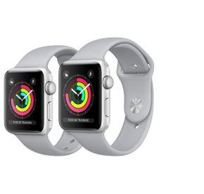 Apple Watch Series 3 38mm / 42mm Aluminium Smartwatch / Uhr / Fitnesstracker