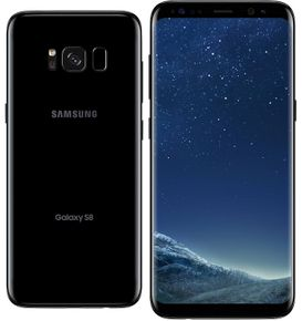 Samsung Galaxy S8 Smartphone (5,8 Zoll (14.7 cm) Touch-Display, 64GB interner Speicher, Android OS) – Bild 3