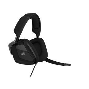 Corsair VOID PRO SURROUND 7.1 Gaming Headset Kopfhörer PC PS4 USB 3,5mm schwarz – Bild 1
