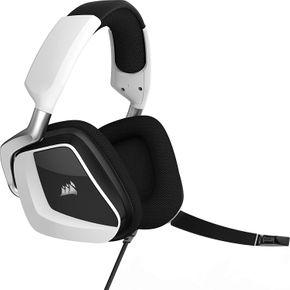 Corsair VOID PRO USB RGB Gaming Headset Kopfhörer PC 7.1 Surround Sound weiß – Bild 4