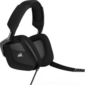 Corsair VOID PRO RGB USB Gaming Headset (PC, USB, Dolby 7.1) carbon – Bild 3