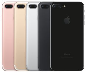 Apple iPhone 7 Smartphone (4,7 Zoll), 32GB / 128GB / 256GB interner Speicher – Bild 1
