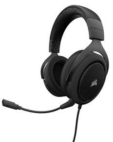 Corsair HS60 Gaming Headset Kopfhörer 7.1 Surround  für PC PS4 Xbox One schwarz – Bild 1