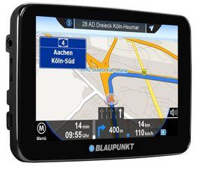 Blaupunkt TravelPilot 54 Truck EU LMU - LKW Navigationssystem, Bluetooth Freisprecheinrichtung, lebenslange Karten-Updates – Bild 2