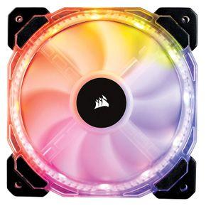 Corsair Lüfter HD120 RGB LED PWM Erweiterungskit 1 Stück dynamisch bis 1725RPM – Bild 1
