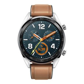 "HUAWEI Watch GT Smartwatch, 1,39"" AMOLED Touchscreen GPS Fitness Tracker braun"