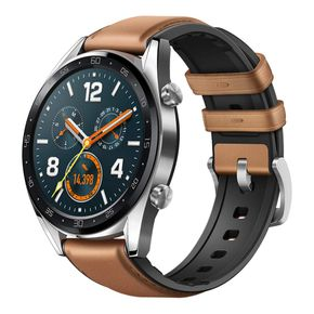 "HUAWEI Watch GT Smartwatch, 1,39"" AMOLED Touchscreen GPS Fitness Tracker braun – Bild 2"