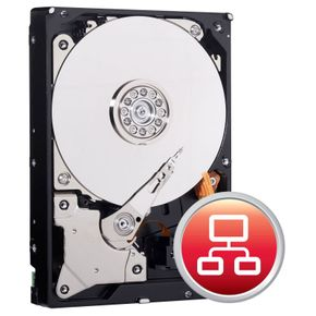 "Western Digital Red WD20EFAX 2000GB 2TB SATA3 Festplatte 3,5"" 5400RPM 256MB HDD"