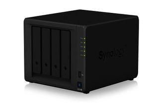 SYNOLOGY DS918+ NAS-Server 4-Bay 2,3GHz Quad Core USB3 4GB RAM 4TB 8TB 12TB 16TB – Bild 2