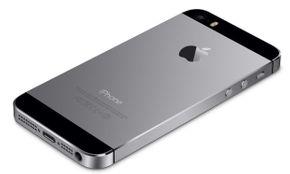 "Apple iPhone 5S Smartphone 64GB 4"" Retina-Touchscreen, 8 MP Kamera) Spacegrau – Bild 2"