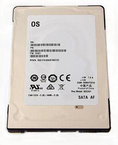 "Seagate interne White Label Festplatte 500GB ST500LM030 2,5"" SATA3 1RK17D-899  – Bild 1"