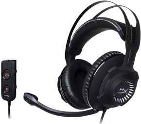 Kingston HyperX Cloud Revolver S Gaming Kopfhörer Headset 7.1 PC/PS4 gun metal – Bild 1