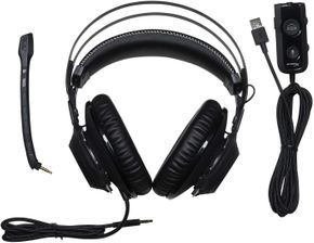 Kingston HyperX Cloud Revolver S Gaming Kopfhörer Headset 7.1 PC/PS4 gun metal – Bild 8