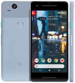 Google Pixel 2 Handy Smartphone 5 Zoll Touchdisplay 64GB Speicher 12,2MP Kamera  – Bild 1