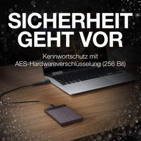 "Seagate Backup Plus Ultra Touch tragbare externe Festplatte 2,5"" USB3 HDD PC Mac – Bild 2"