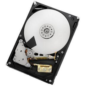 Western Digital Ultrastar He12 DC HC520 12TB, 512e, SE, P3, SATA 6Gb/s HUH721212ALE604 interne Festplatte – Bild 2