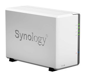 Synology DS220j DiskStation NAS-Server 2-Bay Desktop Server Bundle – Bild 2