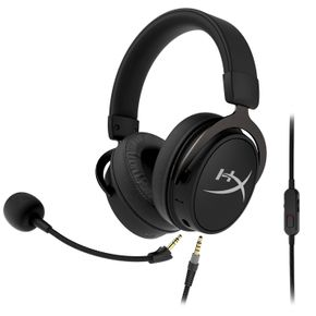Kingston HyperX Cloud MIX Gaming Kopfhörer Headset 3,5mm + Bluetooth schwarz – Bild 2