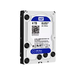 """Western Digital Blue 4TB 3,5"""" SATA-600 64MB (WD40EZRZ) 5400RPM Festplatte – Bild 2"""
