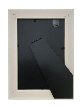 Bilderrahmen Fotorahmen Kunststoff Rahmen in Holz vintage Optik für Bildformat 10 x 15 cm 1 Stück – Bild 3