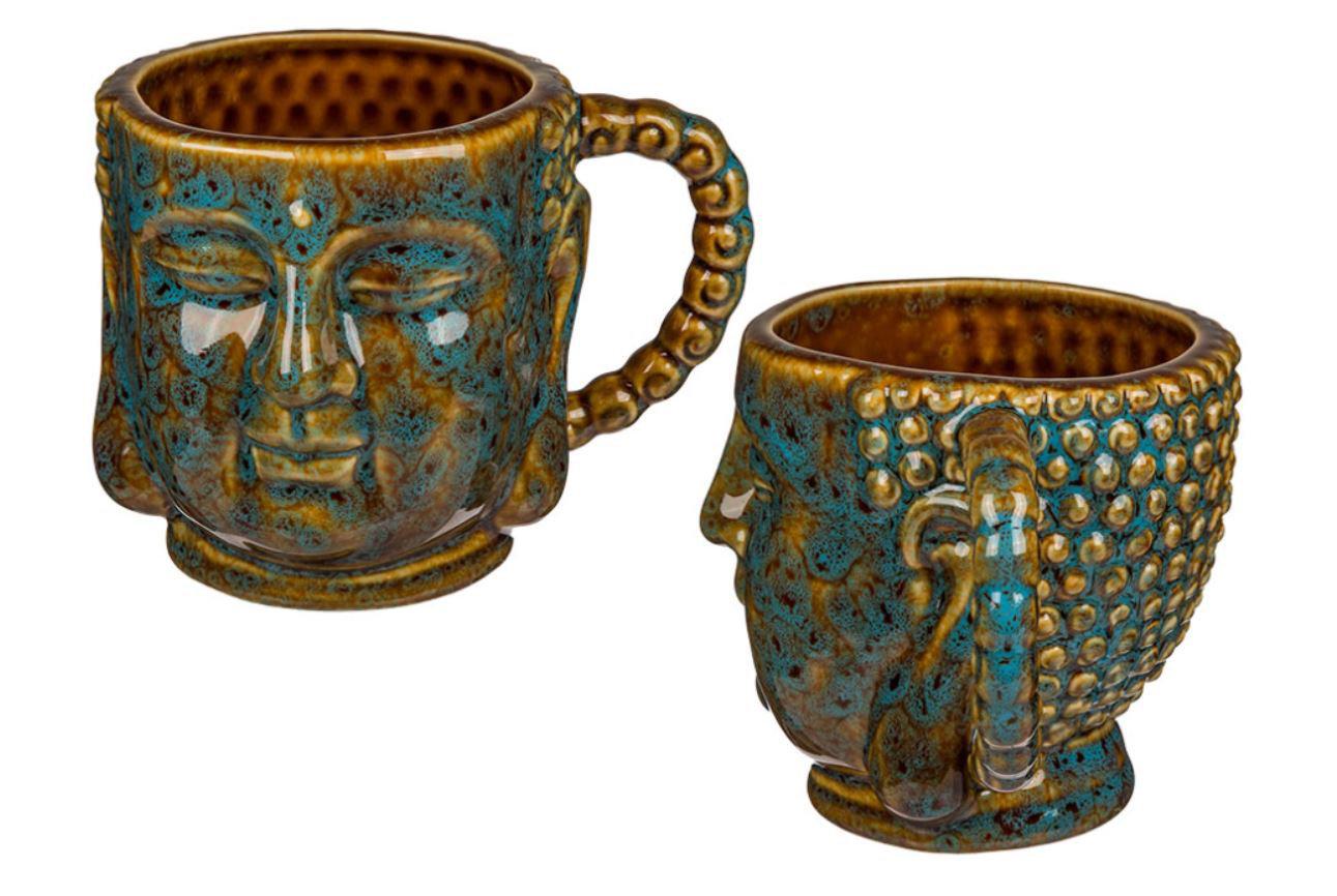kaffeebecher kaffeetasse tasse porzellan xxl 400 ml buddha. Black Bedroom Furniture Sets. Home Design Ideas