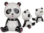 Spardose Geldspardose Sparbüchse Gelddose im Panda Design Keramik 1 Stück 001