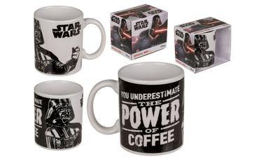Kaffeebecher Kaffeetassen Tassen Porzellan 320 ml Star Wars Darth Vader Disney 1 Stück