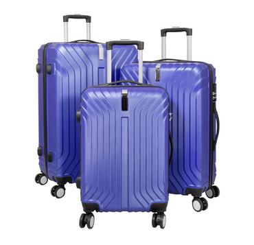 ABS- Kofferset 3tlg Palma   Koffer   Reisekoffer – Bild 2
