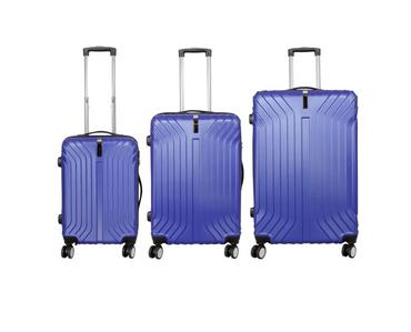 ABS- Kofferset 3tlg Palma | Koffer | Reisekoffer – Bild 5