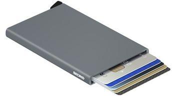 Geldkarten Etui Miniwallet Matte Petrol Secrid – Bild 4