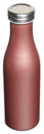 Thermoflasche 0,5 L rosegold Lurch – Bild 1