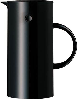Isolierkanne schwarz 0,5 Liter Stelton