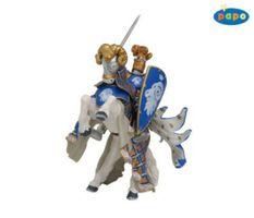 Waffenmeister Pferd Papo ® Figuren Nr. 39914 – Bild 1