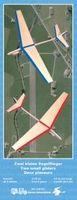 Zwei kleine Segelflieger / Bausatz aus vorgefertigten Teilen – Bild 1