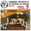 Schnitzholz Krippenfiguren 5, klein - Astfreies Lindenholz - Basteln / Schnitzen 001
