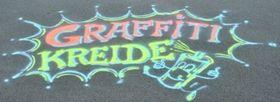 Graffiti-Sprüh-Kreide - ROT – Bild 3