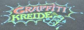 Graffiti-Sprüh-Kreide - SCHWARZ – Bild 3