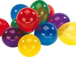 Wasserbomben-Luftballons 100 Stck.