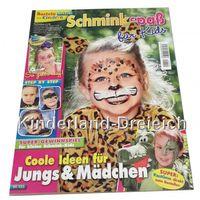 Anleitungsheft Schminken / Schminkspaß für Kids Nr. 455