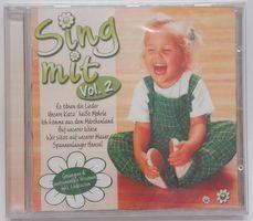 Sing mit - Vol. 2 - Kinderlieder CD