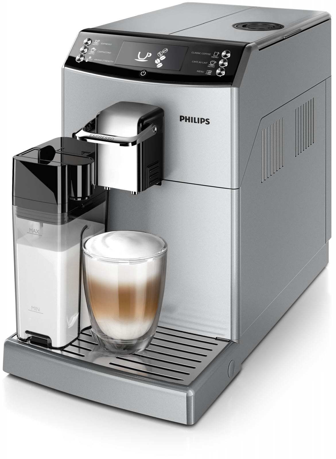 philips kaffeevollautomat 4000 serie ep4051 10 ebay. Black Bedroom Furniture Sets. Home Design Ideas