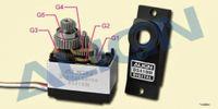 Servo Getriebe Set DS410 Metall          Bild 2