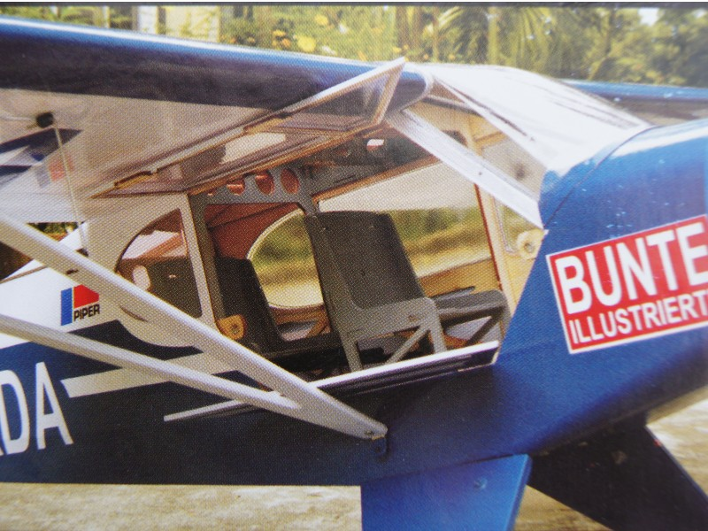 Piper Super Cub (Burda Staffel) 162cm