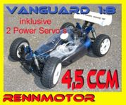 Vanguard Sport Buggy 1:8 BIG BLOCK 4,5ccm 4WD Bild 1