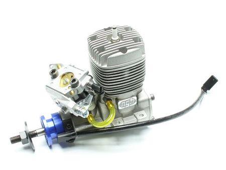 Benzinmotor NGH GT-17cc Pichler 3-5 kg Abfluggewicht