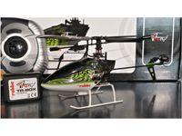 4 Kanal Beginner-Helikopter für innen und außen.