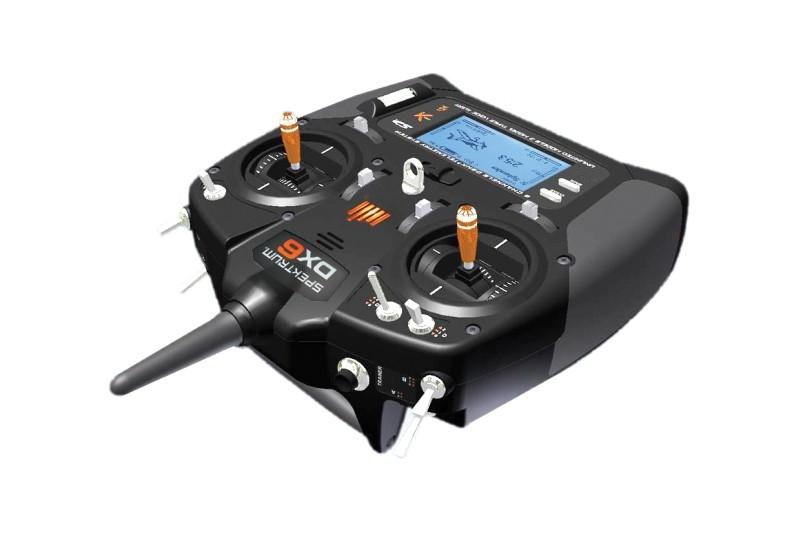 Spektrum DX6 6-Kanal Fernsteuerung mit AR610 Empfänger
