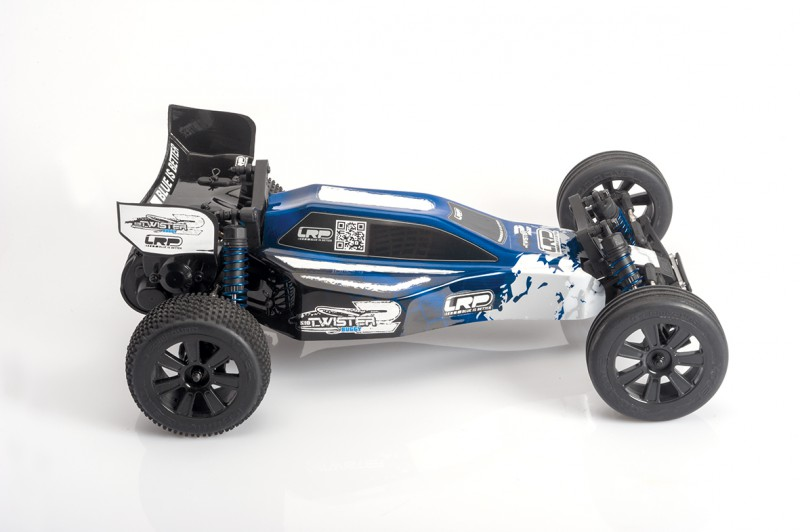 S10 Twister 2 Buggy Brushless 2.4Ghz RTR - 1/10 LRP 120312